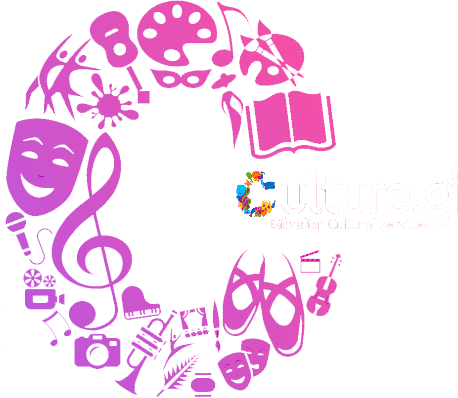 Gibraltar Culture Services Logo