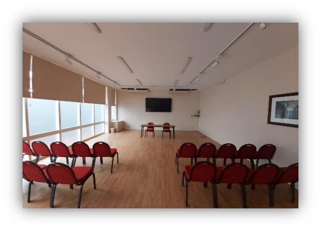 Image of Charles Hunt Room