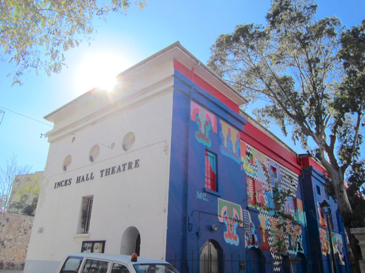 Ince's Hall Theatre Image