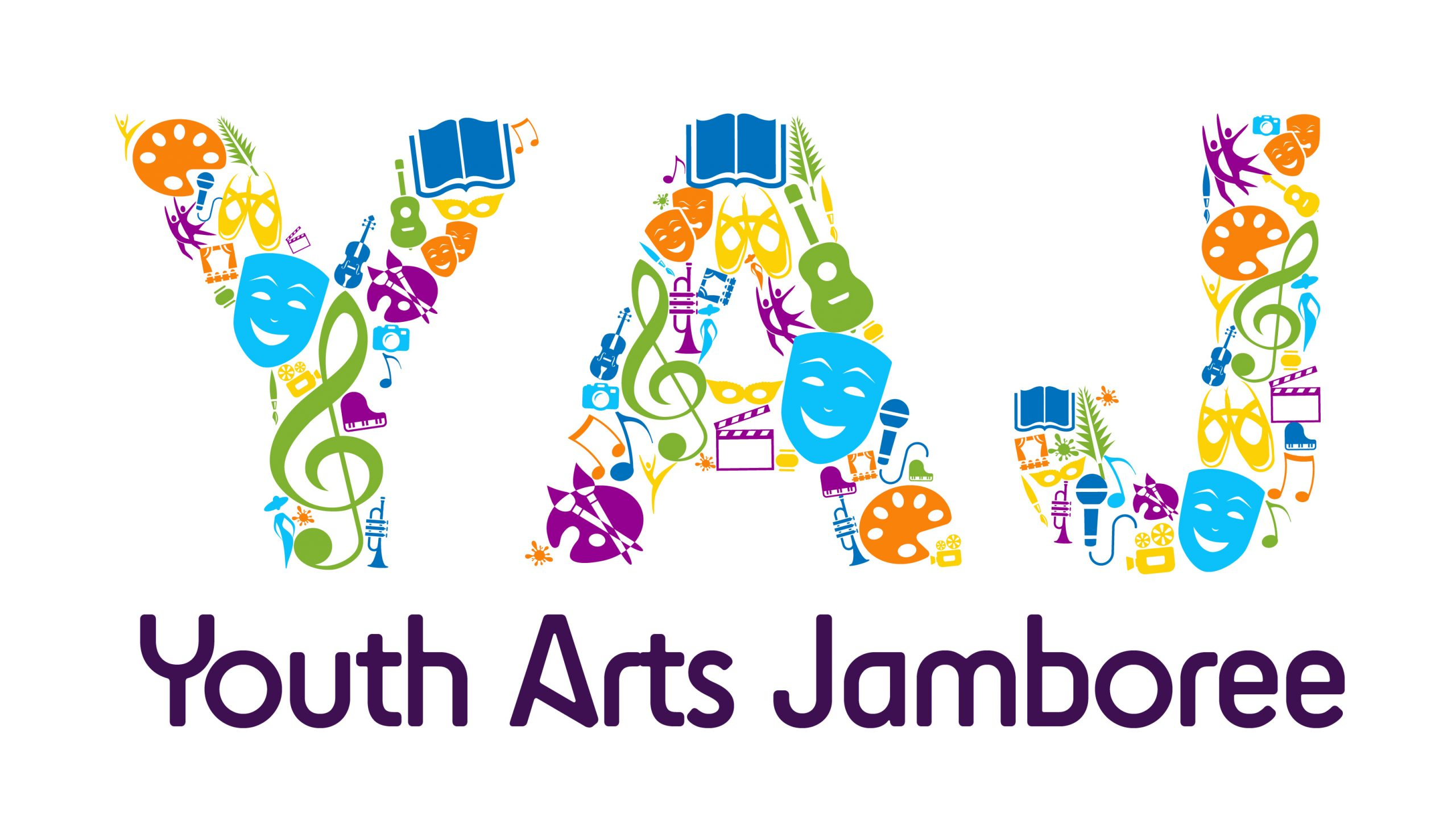 Youth Arts Jamboree Logo